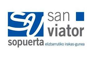 San Viator Sopuerta Logo
