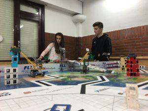EBI First Lego League